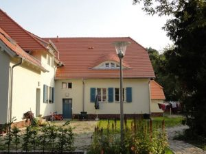 "Dorfstr. 25 – ehem. ""Arbeiterwohnheim"""